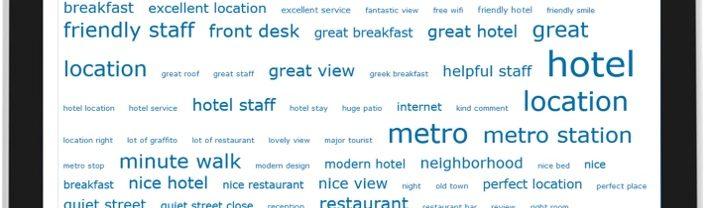 ATG.com Big Data Hotel Services ATHENA DATACTIF Platform